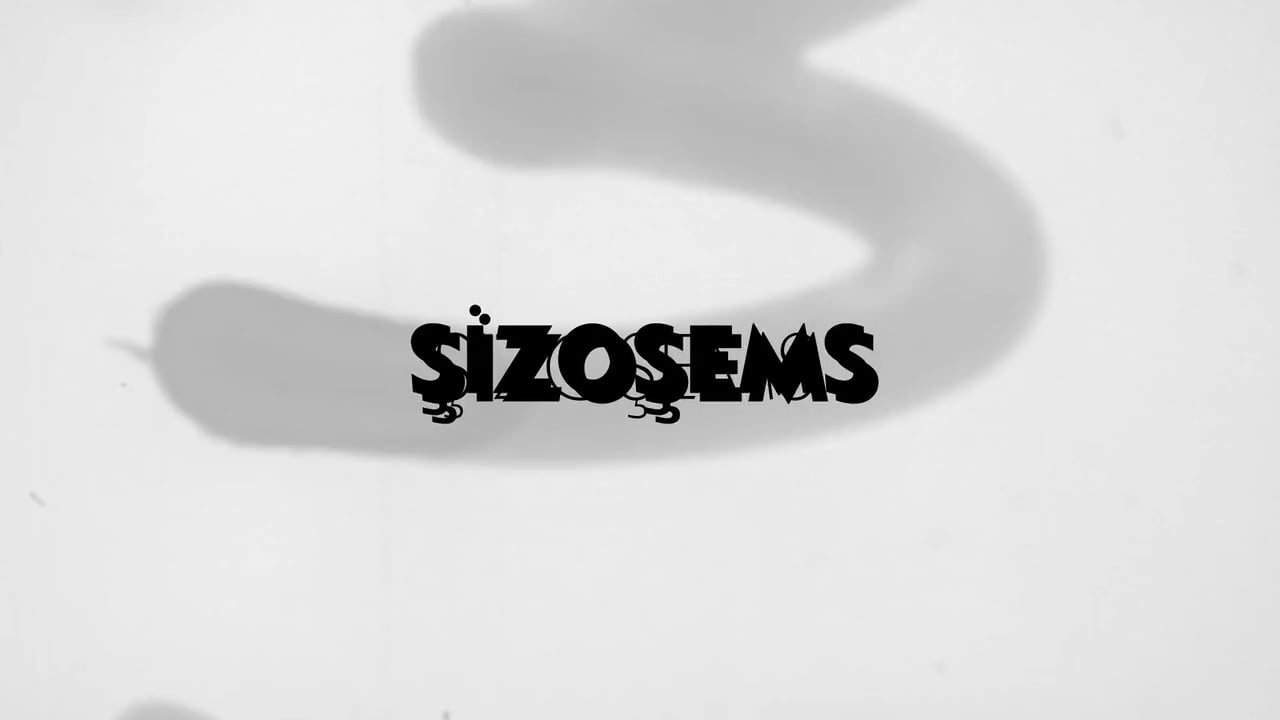 Şizoşems Kinetic Typography (Motion Graphics)