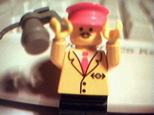 Lego Film: Sopalıadam ve Çetesi