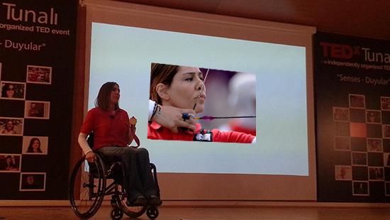 TEDxTunalı Gizem Girişmen