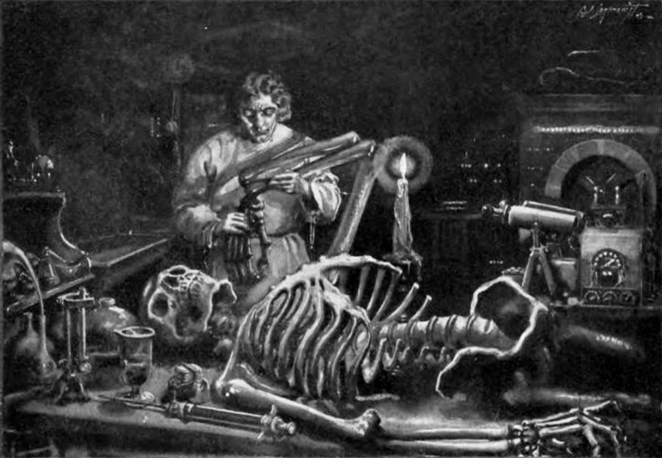 İlk bilimkurgu romanı: Frankenstein