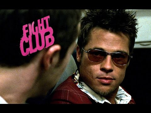 Fight Club Official Trailer 1999 Brad Pitt Edward Norton