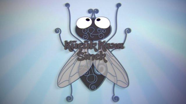 Küçük Kara Sinek Animasyon İntro Yapım Aşamaları