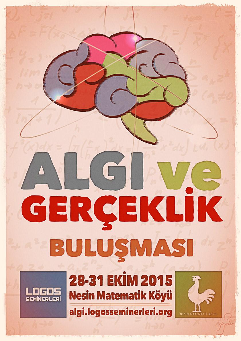 Poster: Algı ve Gerçeklik - Logos Seminerleri