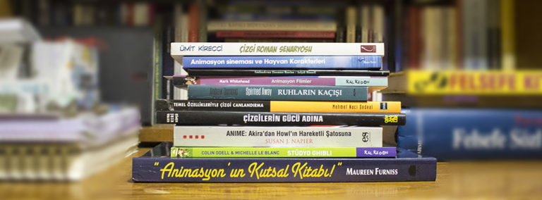 Animasyon Kitapları