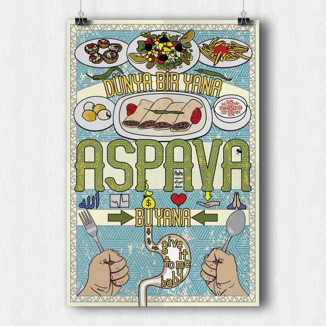 ASPAVA Poster - Özgür Serdar