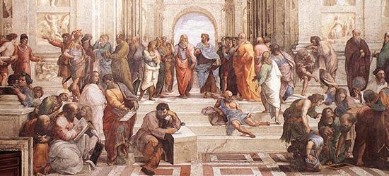 Atina okulu felsefe
