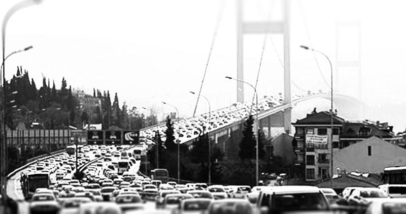 Boğaziçi Köprü Trafik