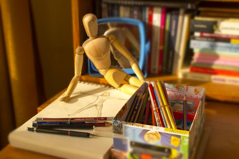 Çizim malzemeleri