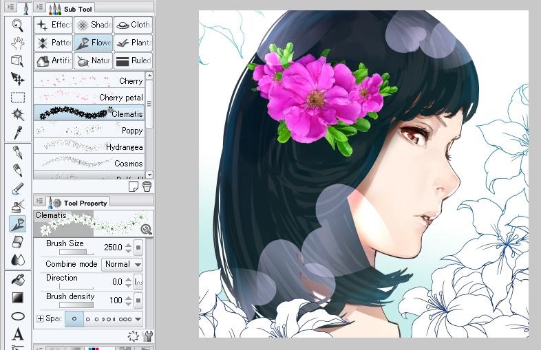 Manga: Clip Studio Paint