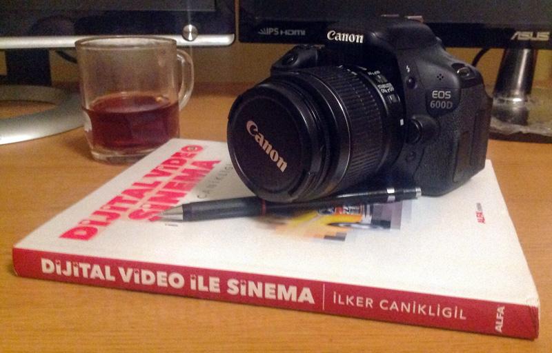 Kitap: Dijital Video ile Sinema – İlker Canikligil