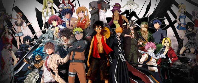 My Favorite Anime Series: Evangelion, Fullmetal Alchemist, Onepunchman