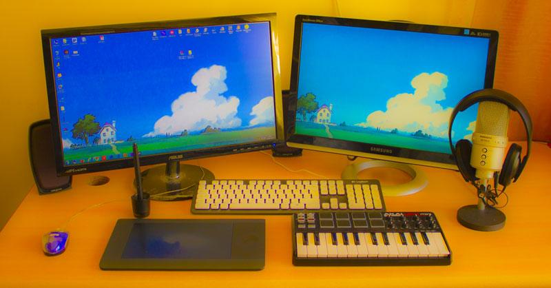Ev tipi animasyon stüdyosu