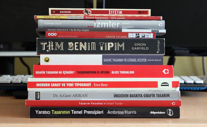 Türkçe Grafik Tasarım Kitapları İncelemesi