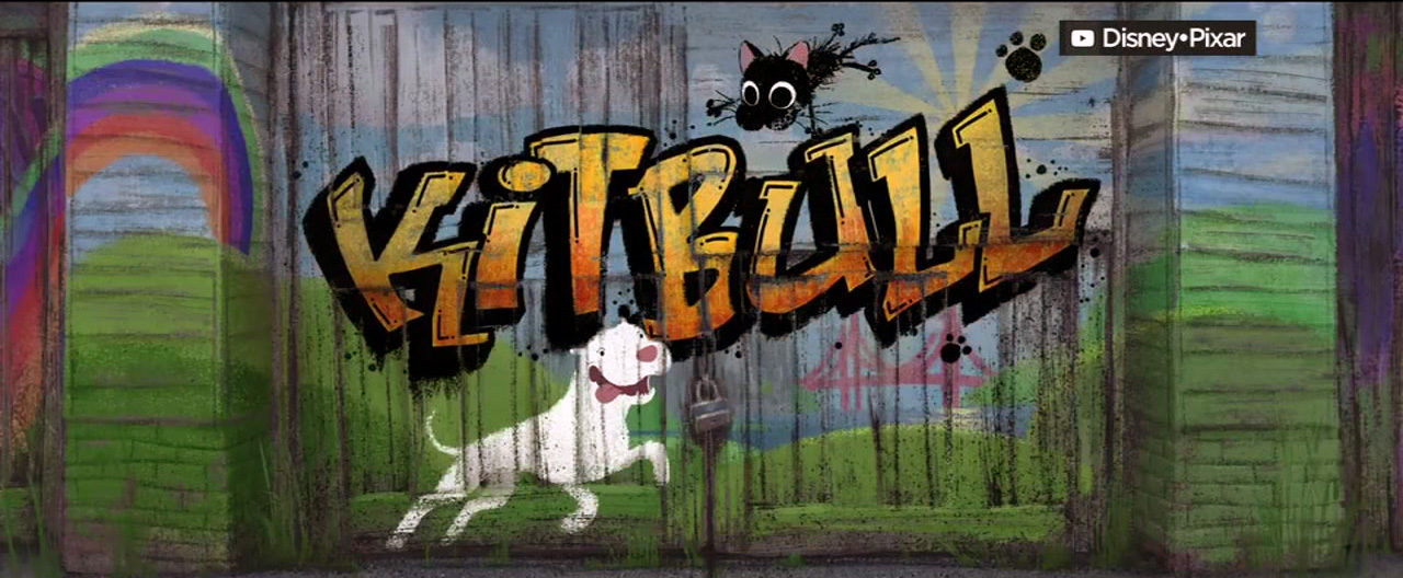 Kitbull Pixar Animation