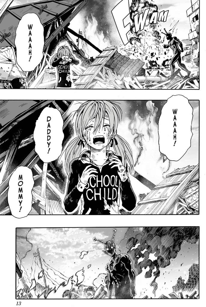 Onepunchman Shonen Manga