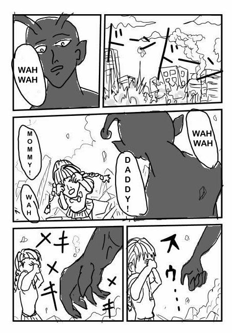 Onepunchman One Manga