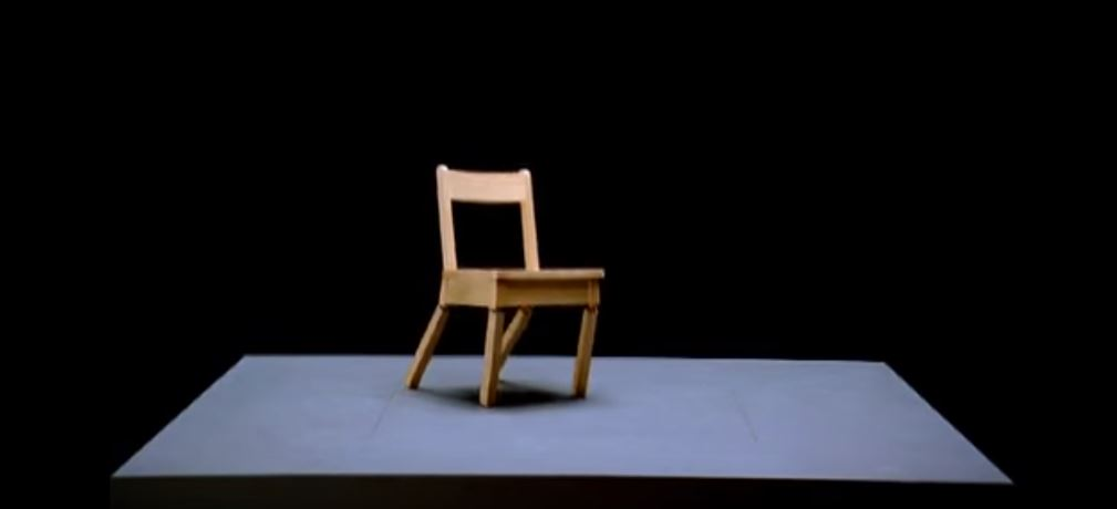 Robotik Sandalye (Robotic Chair)