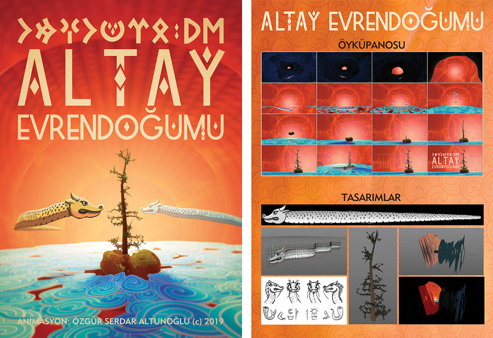 Poster ve Storyboard
