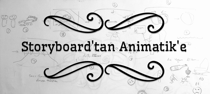 Storyboard and Animatic: Very Important Things for Animation and Filmmaking