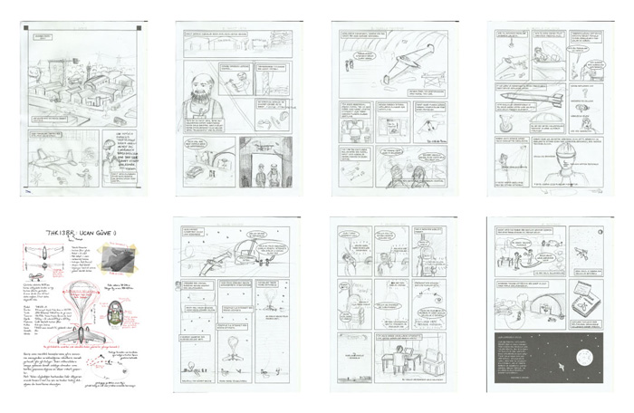 Örnek Storyboard