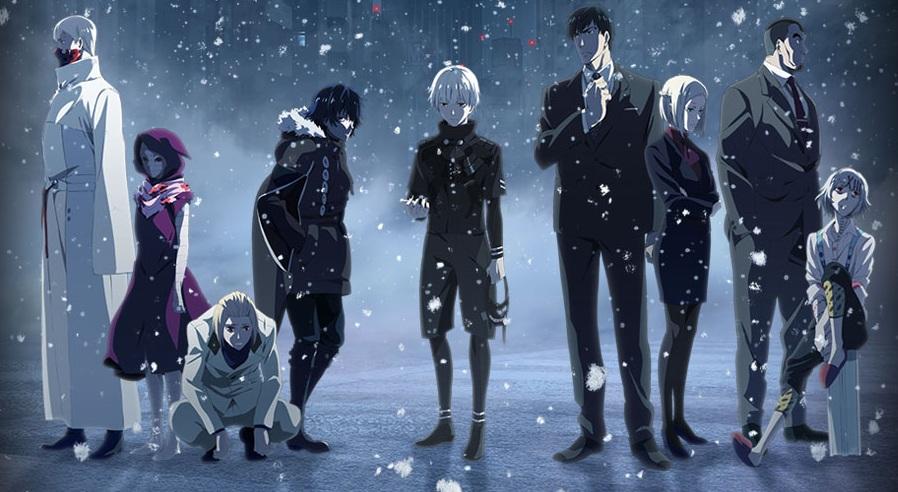 tokyo ghoul karakterleri