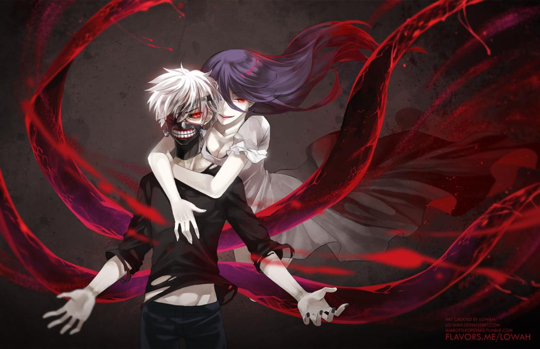 tokyo ghoul  kurgusal anlamda bir anime incelemesi